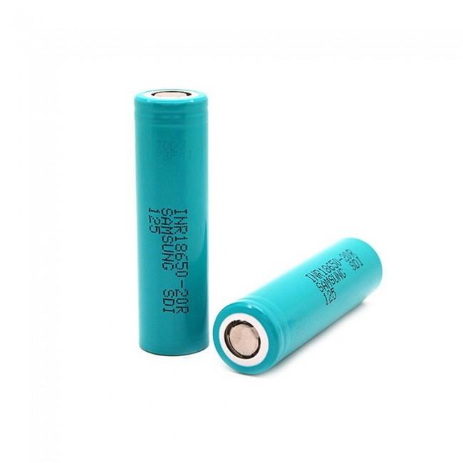 Samsung INR18650-20R 3.7V 2000mAh (22A) Li-ion industrijska punjiva baterija