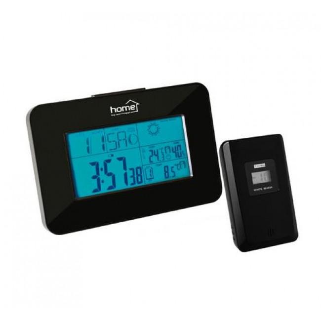 Somogyi Elektronic HCW22 stoni sat DCF sa merenjem temperature, pritiska, vlažnosti