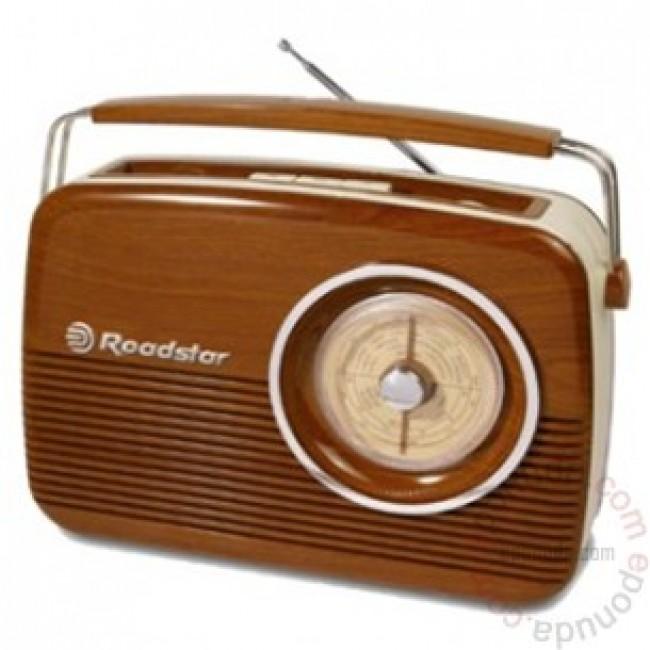 Roadstar TRA-1957/WD braon tranzistor