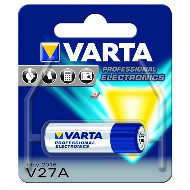 Varta V27A 12V alkalna baterija