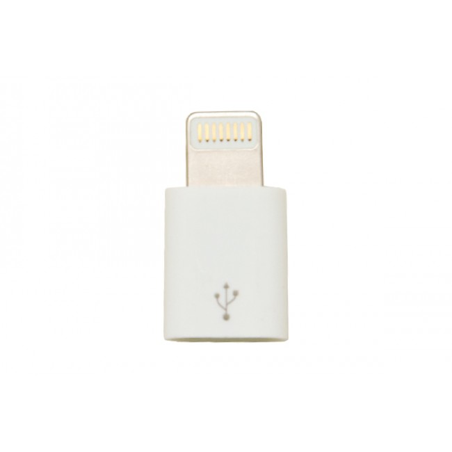 Vip adapter micro USB na Iphone 5/6