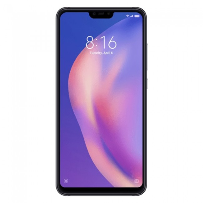 Xiaomi Mi 8 Lite EU 4+64G Midnight black mobilni telefon